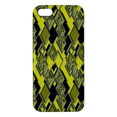 Seamless Pattern Background Seamless iPhone 5S/ SE Premium Hardshell Case