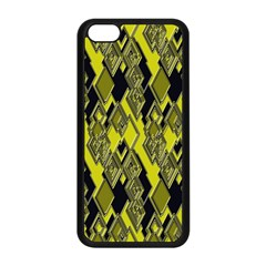 Seamless Pattern Background Seamless Apple Iphone 5c Seamless Case (black)