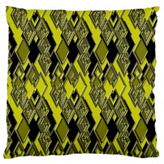 Seamless Pattern Background Seamless Standard Flano Cushion Case (one Side)