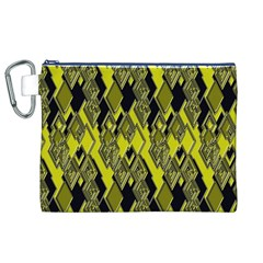 Seamless Pattern Background Seamless Canvas Cosmetic Bag (XL)