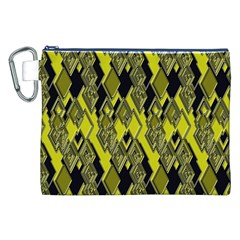 Seamless Pattern Background Seamless Canvas Cosmetic Bag (xxl)