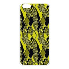Seamless Pattern Background Seamless Apple Seamless iPhone 6 Plus/6S Plus Case (Transparent)