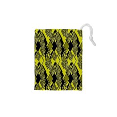 Seamless Pattern Background Seamless Drawstring Pouches (xs)