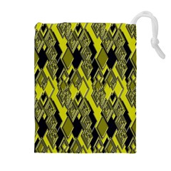 Seamless Pattern Background Seamless Drawstring Pouches (Extra Large)