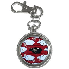 Sheep Key Chain Watches
