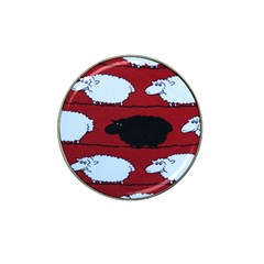 Sheep Hat Clip Ball Marker (10 pack)