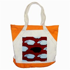Sheep Accent Tote Bag