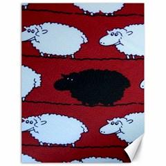 Sheep Canvas 18  X 24