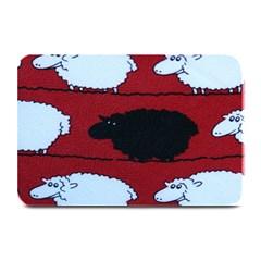 Sheep Plate Mats