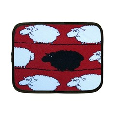Sheep Netbook Case (Small)