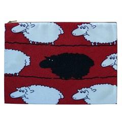 Sheep Cosmetic Bag (xxl)