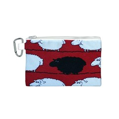 Sheep Canvas Cosmetic Bag (s)