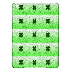 Shamrock Pattern Ipad Air Hardshell Cases