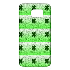 Shamrock Pattern Galaxy S6