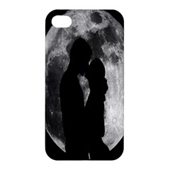 Silhouette Of Lovers Apple Iphone 4/4s Hardshell Case