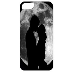 Silhouette Of Lovers Apple Iphone 5 Classic Hardshell Case