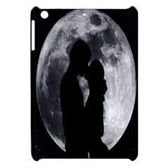 Silhouette Of Lovers Apple Ipad Mini Hardshell Case