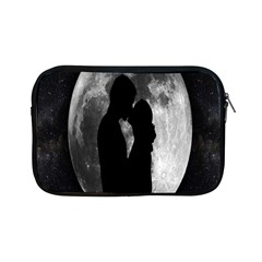 Silhouette Of Lovers Apple Ipad Mini Zipper Cases