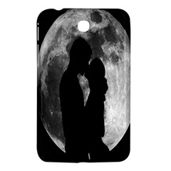 Silhouette Of Lovers Samsung Galaxy Tab 3 (7 ) P3200 Hardshell Case