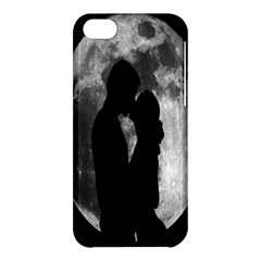 Silhouette Of Lovers Apple iPhone 5C Hardshell Case