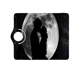 Silhouette Of Lovers Kindle Fire HDX 8.9  Flip 360 Case