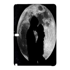 Silhouette Of Lovers Samsung Galaxy Tab Pro 10 1 Hardshell Case