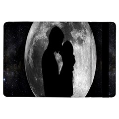 Silhouette Of Lovers Ipad Air Flip