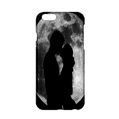 Silhouette Of Lovers Apple Iphone 6/6s Hardshell Case