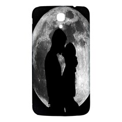 Silhouette Of Lovers Samsung Galaxy Mega I9200 Hardshell Back Case