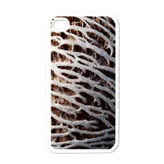 Seed Worn Lines Close Macro Apple Iphone 4 Case (white)
