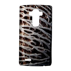 Seed Worn Lines Close Macro LG G4 Hardshell Case
