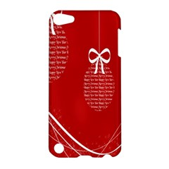 Simple Merry Christmas Apple Ipod Touch 5 Hardshell Case