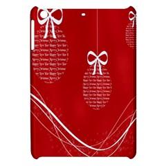 Simple Merry Christmas Apple iPad Mini Hardshell Case