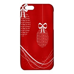 Simple Merry Christmas iPhone 6/6S TPU Case