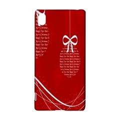 Simple Merry Christmas Sony Xperia Z3+