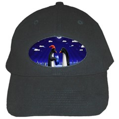Small Gift For Xmas Christmas Black Cap