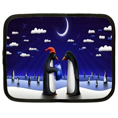 Small Gift For Xmas Christmas Netbook Case (XXL)
