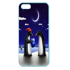 Small Gift For Xmas Christmas Apple Seamless Iphone 5 Case (color)