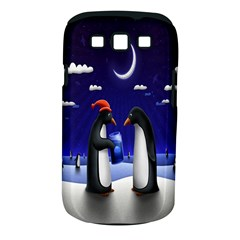 Small Gift For Xmas Christmas Samsung Galaxy S Iii Classic Hardshell Case (pc+silicone)