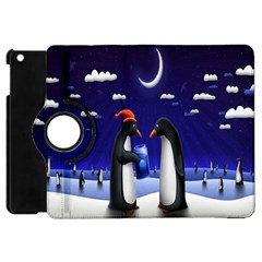 Small Gift For Xmas Christmas Apple Ipad Mini Flip 360 Case