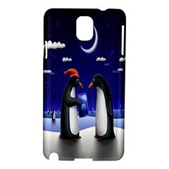Small Gift For Xmas Christmas Samsung Galaxy Note 3 N9005 Hardshell Case