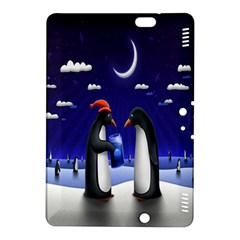 Small Gift For Xmas Christmas Kindle Fire Hdx 8 9  Hardshell Case