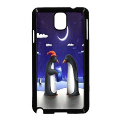 Small Gift For Xmas Christmas Samsung Galaxy Note 3 Neo Hardshell Case (black)