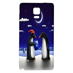 Small Gift For Xmas Christmas Galaxy Note 4 Back Case