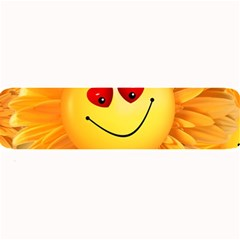 Smiley Joy Heart Love Smile Large Bar Mats