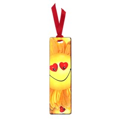 Smiley Joy Heart Love Smile Small Book Marks