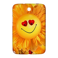 Smiley Joy Heart Love Smile Samsung Galaxy Note 8 0 N5100 Hardshell Case