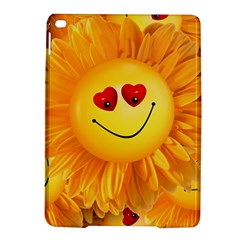 Smiley Joy Heart Love Smile iPad Air 2 Hardshell Cases