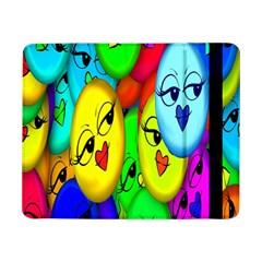 Smiley Girl Lesbian Community Samsung Galaxy Tab Pro 8 4  Flip Case