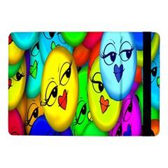 Smiley Girl Lesbian Community Samsung Galaxy Tab Pro 10 1  Flip Case